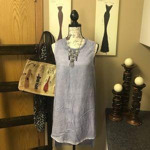 Cloth & Stone High Low Dress